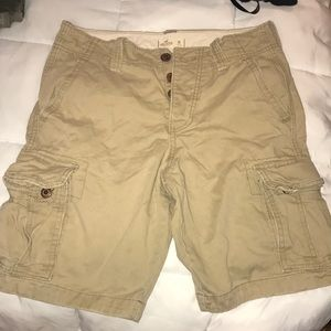 Hollister Men's Cargo Shorts